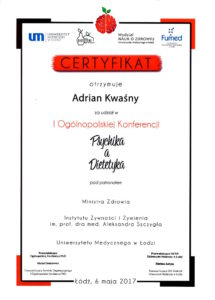 Adrian Kwaśny 17,05 Certyfikat (3)