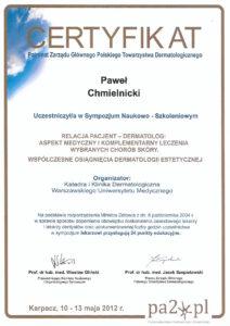 Paweł Chmielnicki dyplomy pion (26)