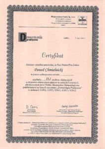 Paweł Chmielnicki dyplomy pion (29)