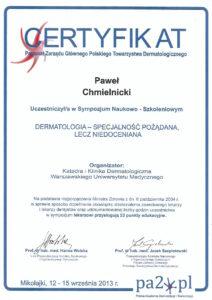 Paweł Chmielnicki dyplomy pion (30)
