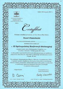 Paweł Chmielnicki dyplomy pion (35)